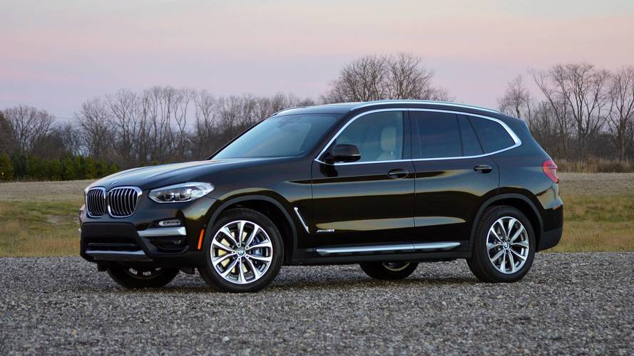 2018 BMW X3 Review: The Lux CUV Segment Gets Deeper