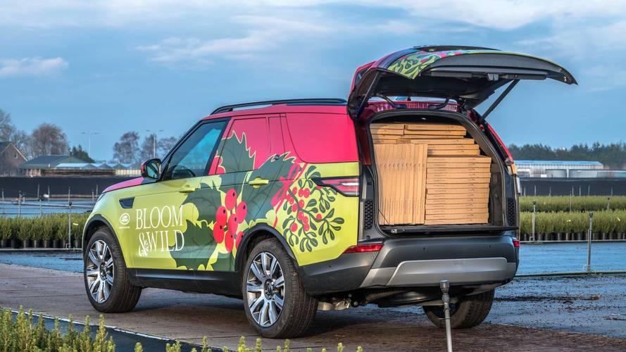 Land Rover, Discovery'nin van versiyonunu çıkardı