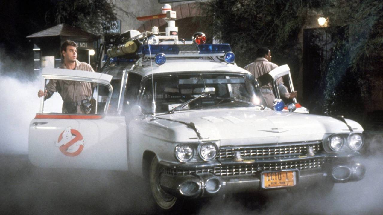 Ecto 1, Ghostbusters
