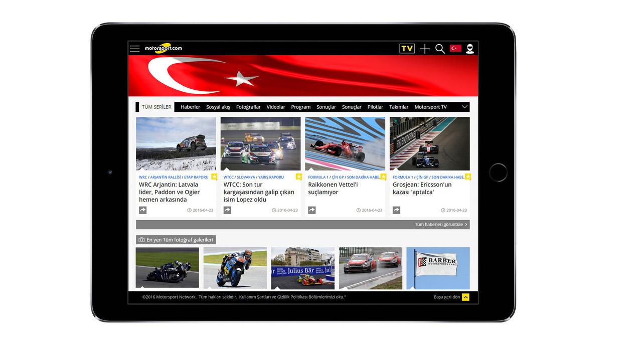 Motorsport.com Turkey