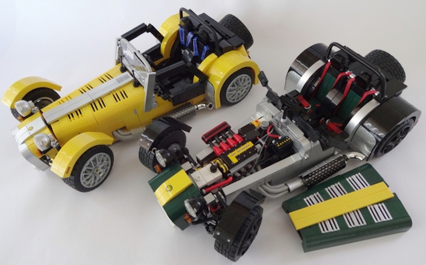 The Latest LEGO Car Kit Will Have Enthusiasts Swooning