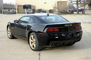 eBay Car of the Week: 2012 Chevrolet Camaro ZTA Firebird Package