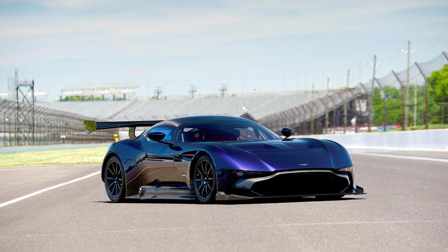 Aston Martin Vulcan, subastado por segunda ocasión