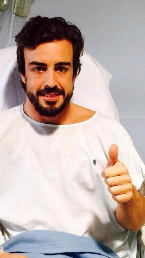Wind caused Alonso's crash - McLaren