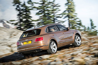 Bentley to Follow Bentayga with CUV and Electric Sports Car