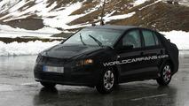 2012 VW Polo Sedan spy photo