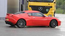 Supercharged Lotus Evora S spy photo