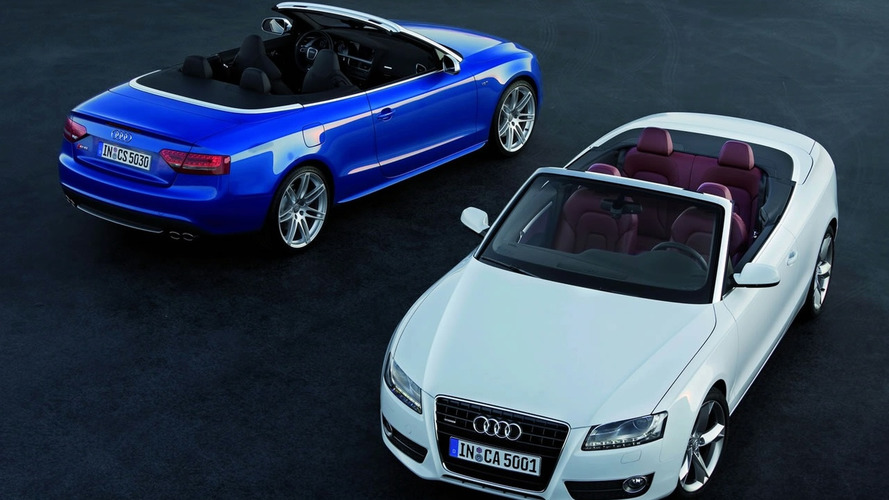 2010 Audi A5/S5 Cabrio in Depth