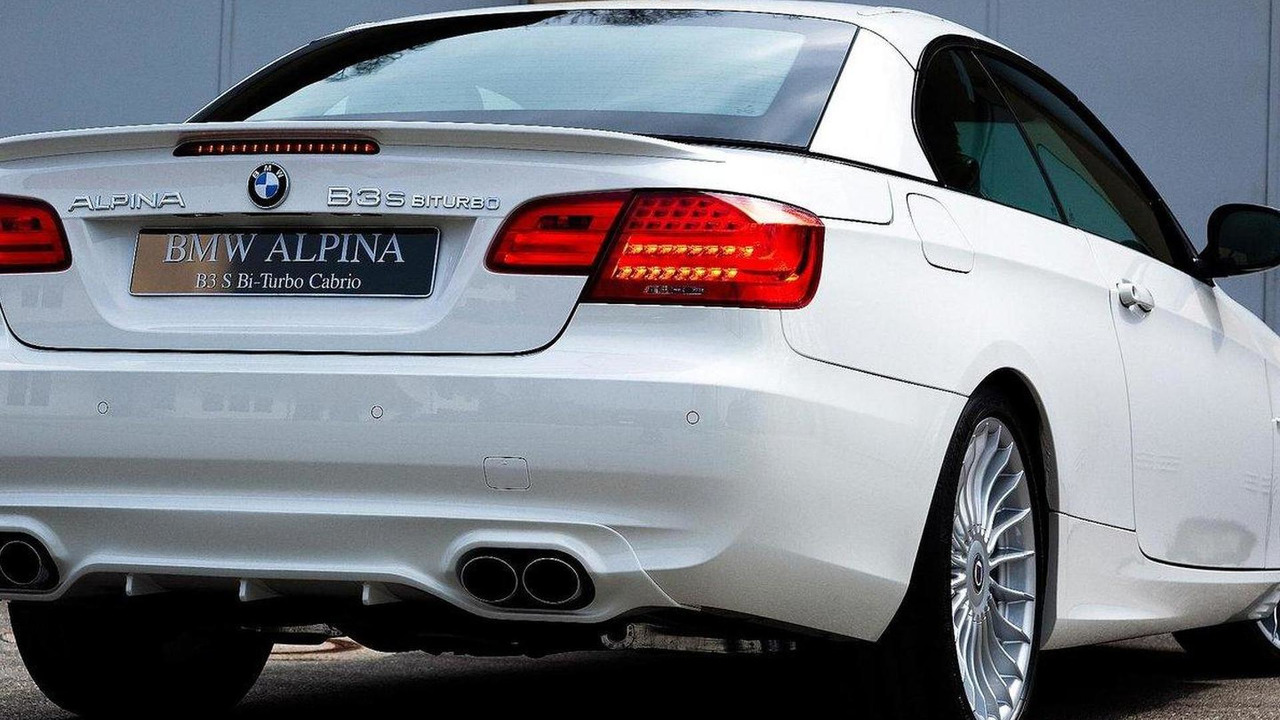BMW Alpina B3 S Biturbo 20.05.2010