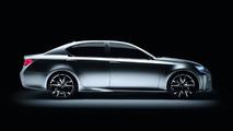 Lexus LF-Gh concept set for New York 2011 debut