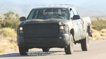 New Chevy Silverado Pickup Spy Photos