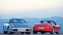 New Porsche Boxster and Boxster S