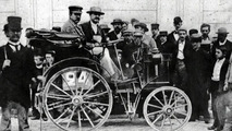 First Competition of the Vehicles Without Horses
