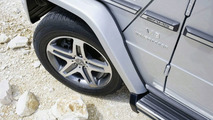 2009 Mercedes G 55 AMG
