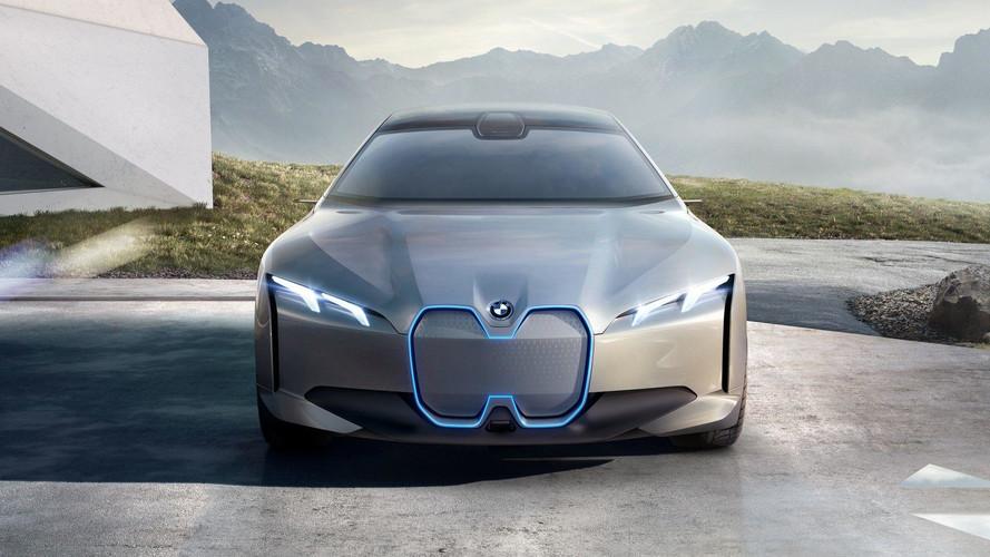 BMW i Vision Dynamics: 4 alatt százon az elektromos Gran Coupe