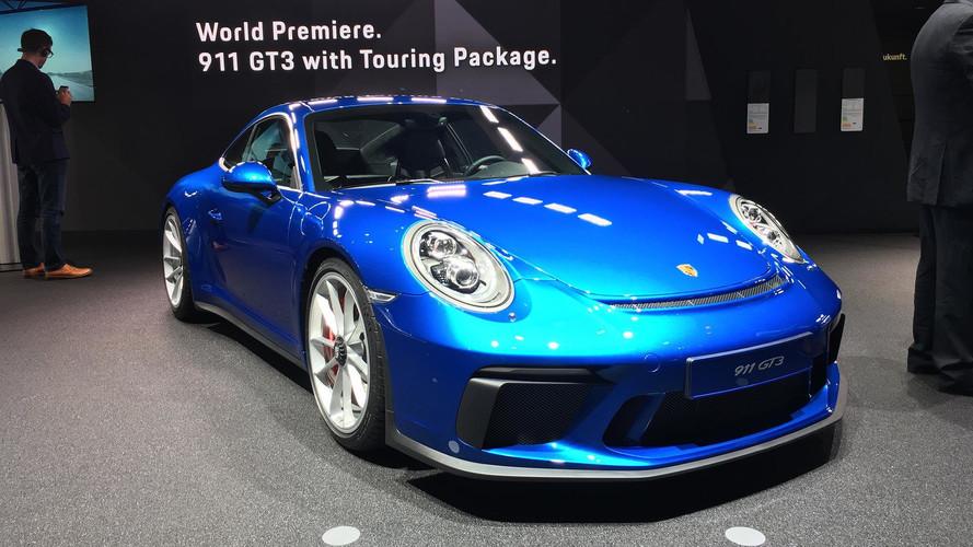 Kizárólag manuális váltóval kérhető a Porsche 911 GT3 Touring Package