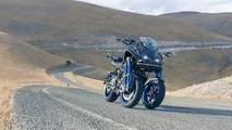 Yamaha 3-Wheeled Niken