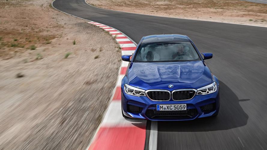 Vers une BMW M5 hybride ?