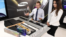 Samsung SDI battery for EVs