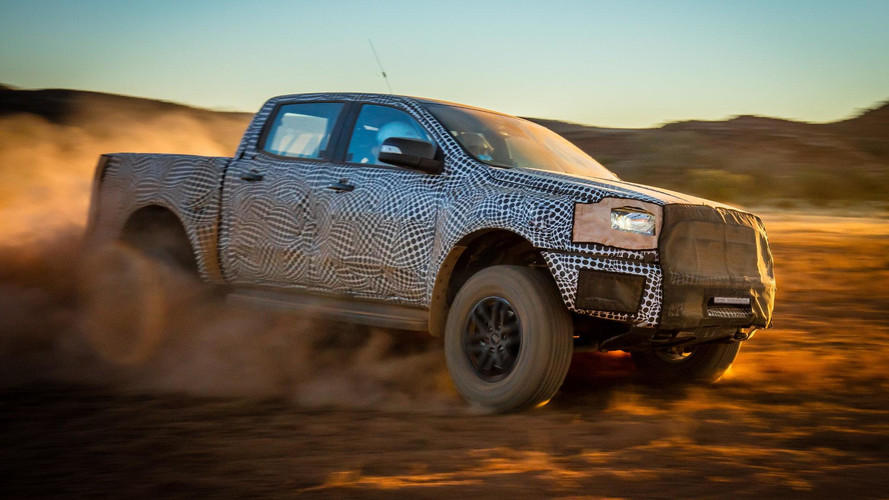 Save The Date: Ford Ranger Raptor Debut Rumored For February 7