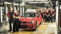 Holden ends Australian production