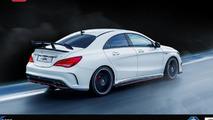 Mercedes CLA by RevoZport