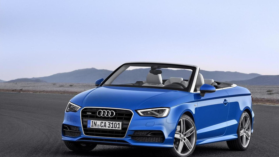 2014 Audi A3 Cabriolet officially revealed [video]