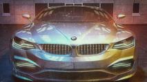 BMW Sportback Concept digitally imagined