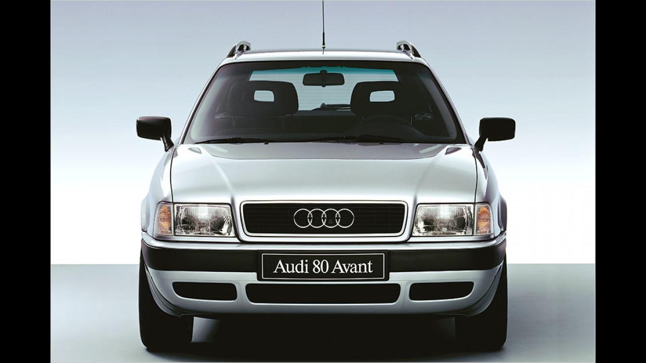 Audi 80 (1992)