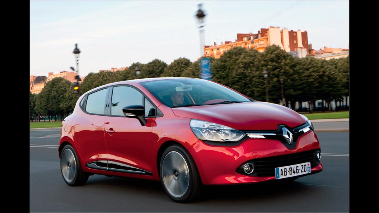 Renault Clio: 10 Millionen (seit 1990)
