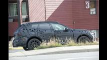 Wild getarntes Schweden-SUV