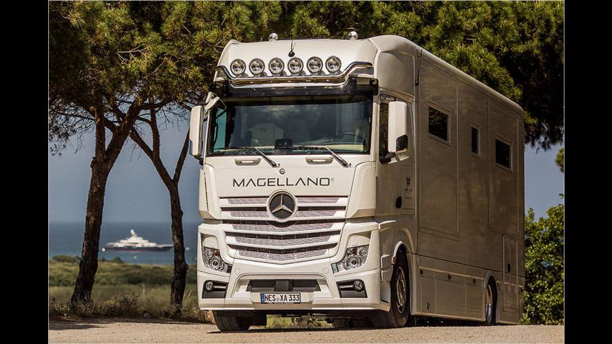 Magellano Edition 1: Camping XXL