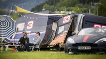 Red Bull Racing Course de caravane