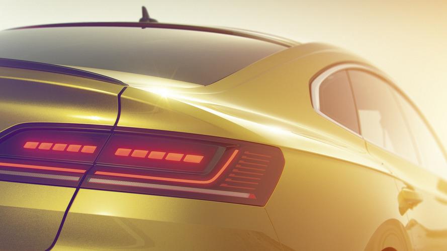 2018 VW Arteon teaser