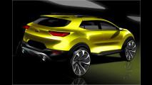 Neues Kia-SUV nimmt Anlauf