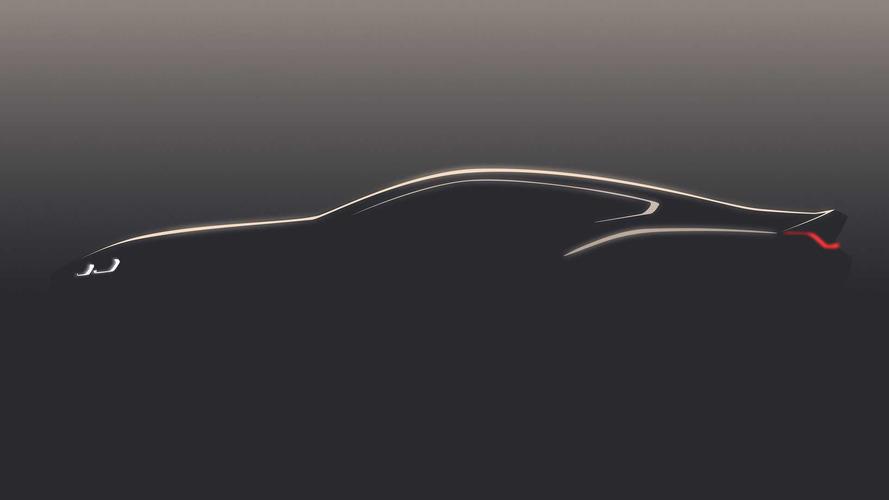 BMW annonce officiellement la nouvelle Série 8