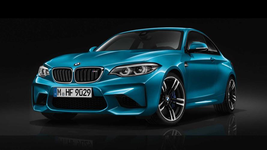 2018 BMW 2 Series And M2 Get New LED Headlights, Minor Tweaks