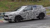 2018 BMW X2 spy photo