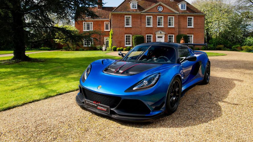 Lotus Exige Cup 380, de casa al circuito