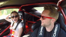 Chevrolet Camaro ZL1 airbag