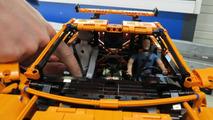 Crash-Test - Porsche 911 GT3 RS Lego Technic