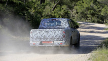 2018 Mercedes X-Class new spy photos