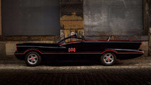 Batmobile Replica 1966