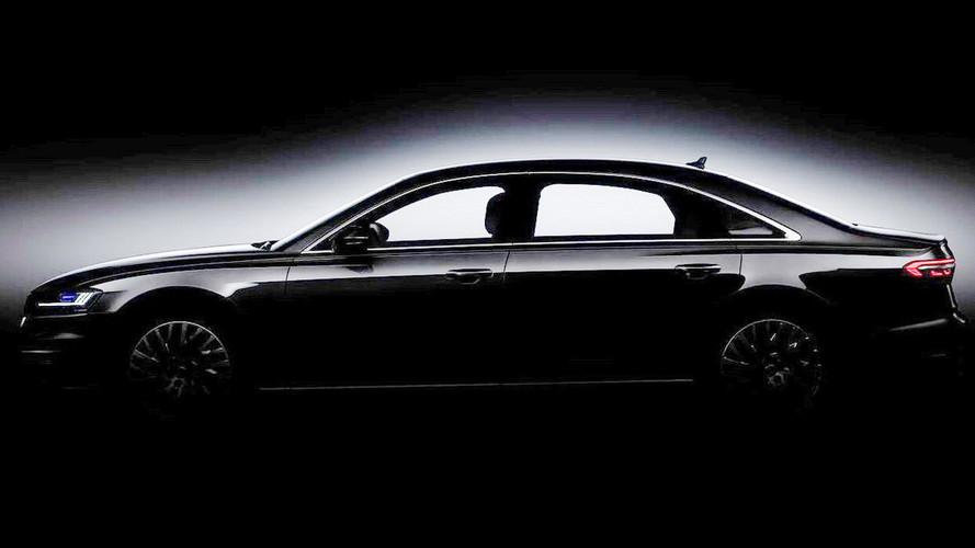 Nouvelle Audi A8, ce sera pour mardi !