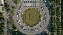 Fiat and Esselunga set a Guinness World Record