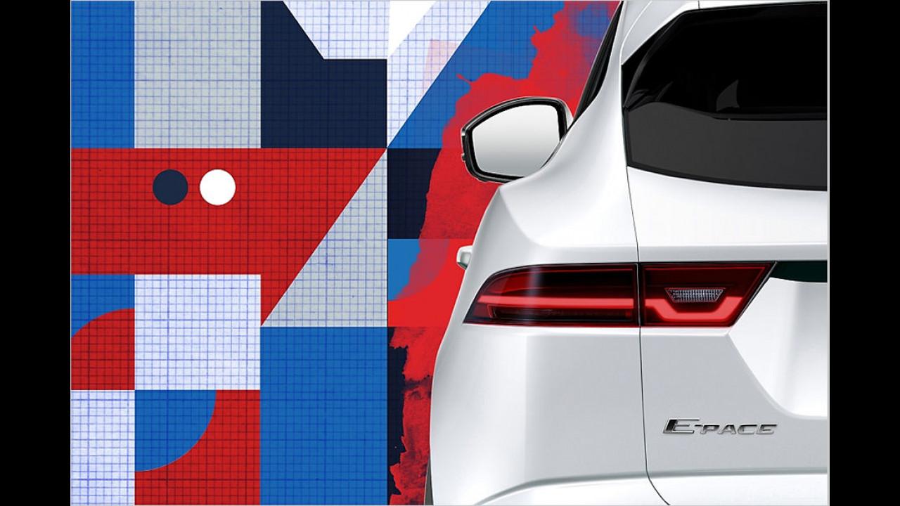 Neues Kompakt-SUV von Jaguar