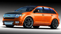 Ford Edge by H&R Special Springs