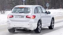 2020 Mercedes EQ electric crossover spy photo