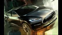 Com mais de 700 cv, Model X será chamariz de mulheres para a Tesla, diz executivo