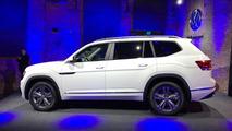 2018 Volkswagen Atlas R-Line: Detroit 2017